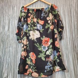 Lot of 2 Dresses CHARLOTTE RUSSE & ONE CLOTHING